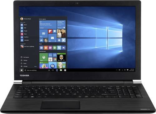 Toshiba Satellite Pro A50-EC-111 39.6cm (15.6 Zoll) Notebook Intel Core i3 i3-7020U 4GB 128GB SSD In