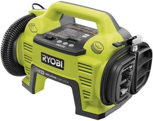 Ryobi 5133001834 Kompressor 10.3 bar Digitales Display, 2 Betriebsarten
