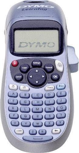 DYMO LetraTAG LT-100H Beschriftungsgerät Geeignet für Schriftband: LT 12mm