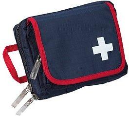 Holthaus Medical Erste-Hilfe-Tasche Travel ohne DIN blau