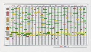 Legamaster PROFESSIONAL Planungstafel 200,0 x 100,0 cm