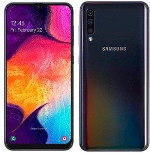 SAMSUNG Galaxy A50 Enterprise Edition Dual-SIM-Smartphone schwarz 128 GB