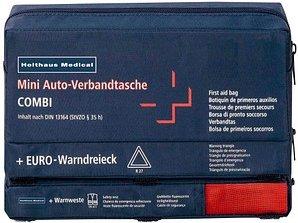 Holthaus Medical Erste-Hilfe-Tasche Combi DIN 13164 blau