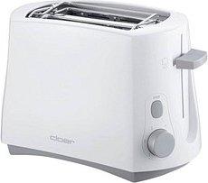 Cloer 331 Toaster weiß
