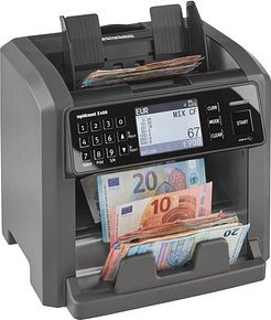 ratiotec Banknotenzähler rapidcount X 400