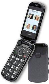 OLYMPIA Brava Plus Dual-SIM-Handy schwarz