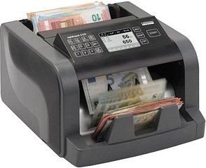 ratiotec Banknotenzähler Rapidcount S 575