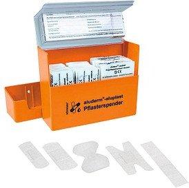 SÖHNGEN Pflasterspender aluderm®-aluplast ohne DIN orange