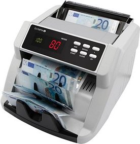 OLYMPIA Banknotenzähler NC 520
