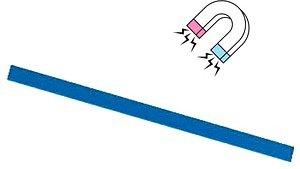 12 Legamaster Magnete blau
