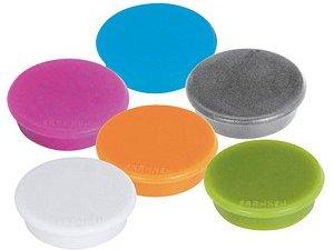 10 FRANKEN MagFun Magnete farbsortiert