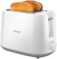 PHILIPS HD 2581/00 Toaster weiß