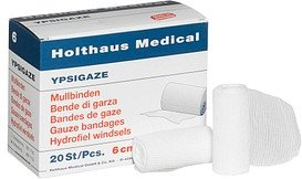 20 Holthaus Medical Mullbinden