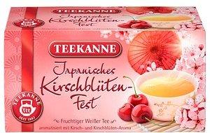 TEEKANNE Japanisches Kirschblütenfest Tee  20 Teebeutel à 1,5 g