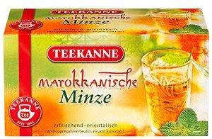 TEEKANNE Marokkanische Minze Tee 20 Teebeutel à 1,8 g