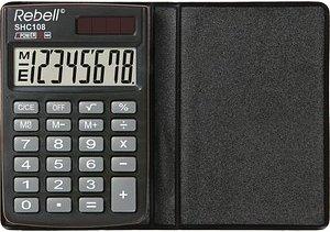 Rebell SHC108 Taschenrechner