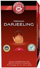 TEEKANNE PREMIUM DARJEELING Tee 20 Teebeutel à 1,75 g
