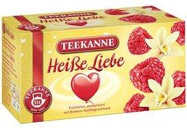 TEEKANNE Heiße Liebe Tee 20 Teebeutel à 3,0 g