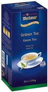 Meßmer Grüner Tee Tee 25 Teebeutel à 1,75 g