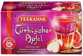 TEEKANNE Türkischer Apfel Tee  20 Teebeutel à 2,75 g