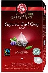 TEEKANNE Luxury Cup Superior Earl Grey Tee 20 Teebeutel à 2,25 g