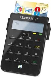 REINERSCT cyberJack RFID standard Chipkartenleser