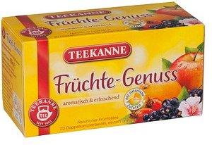 TEEKANNE Früchte-Genuss Tee 20 Teebeutel à 3,0 g