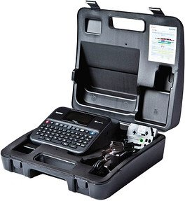 brother P-touch D600VP Beschriftungsgerät