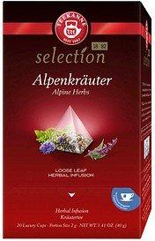 TEEKANNE Luxury Cup Alpenkräuter Tee 20 Teebeutel à 2,0 g