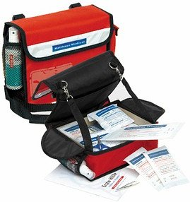 Holthaus Medical Erste-Hilfe-Tasche DIN 13157 rot