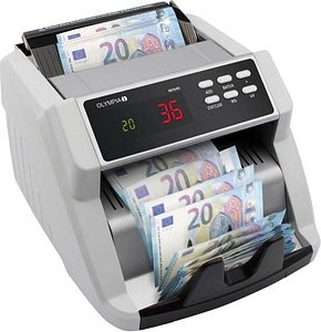 OLYMPIA Banknotenzähler NC 540