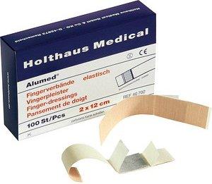 100 Holthaus Medical Fingerverbände Alumed