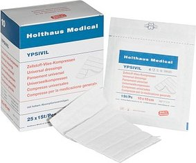 25 Holthaus Medical Kompressen