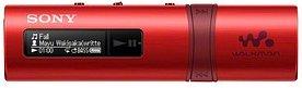 SONY NWZ-B183 MP3-Player rot 4 GB