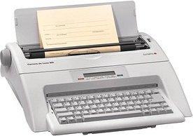 OLYMPIA Carrera de Luxe MD Schreibmaschine