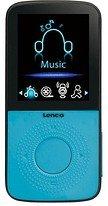 Lenco PODO-153 MP4-Player blau, schwarz 4 GB