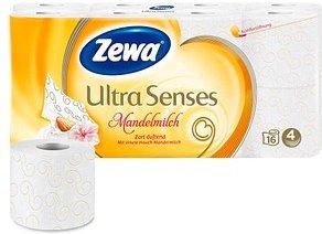 Zewa Toilettenpapier Ultra Senses 4-lagig
