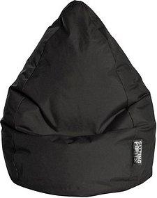 SITTING POINT BeanBag BRAVA® XL Sitzsack schwarz