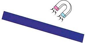 6 Legamaster Magnete blau