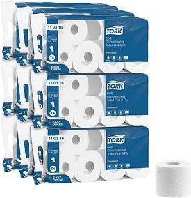 TORK Toilettenpapier T4 Premium Soft 3-lagig