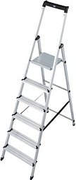 KRAUSE Stehleiter MONTO Solidy 6 Stufen
