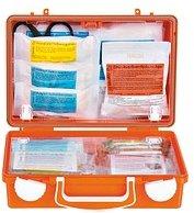 SÖHNGEN Erste-Hilfe-Kasten Quick-CD Schule ohne DIN orange
