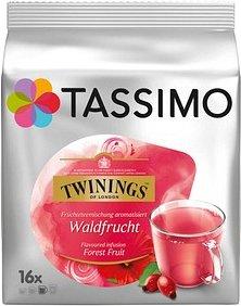 TASSIMO TWININGS Waldfrucht Teediscs 16 Portionen