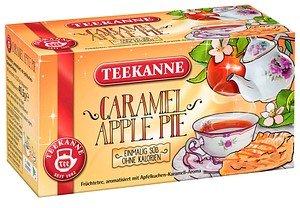 TEEKANNE CARAMEL APPLE PIE Tee 18 Teebeutel à 2,25 g