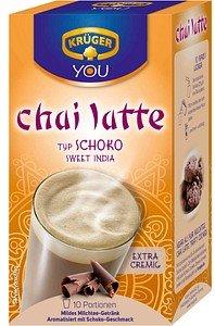 KRÜGER Chai Latte Schoko Instanttee 250 g