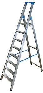 KRAUSE Stehleiter STABILO 8 Stufen
