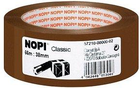 NOPI Packband Classic braun 38,0 mm x 66,0 m