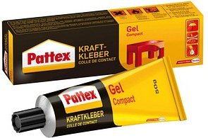 Pattex Kraftkleber Gel Compact Alleskleber 50,0 g