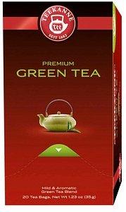 TEEKANNE PREMIUM GREEN TEA Tee 20 Teebeutel à 1,75 g