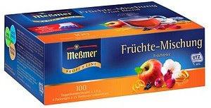 Meßmer Früchte Tee 100 Teebeutel à 3,0 g